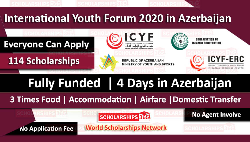 International Youth Forum 2020 in Azerbaijan For Volunteers - Fully Funded