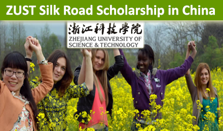 ZUST Silk Road Fully Funded Scholarship 2019 in China
